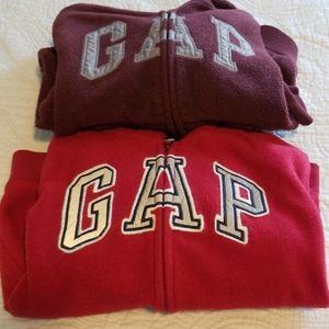 *2 pieces bundle* 2 Gap hoodies